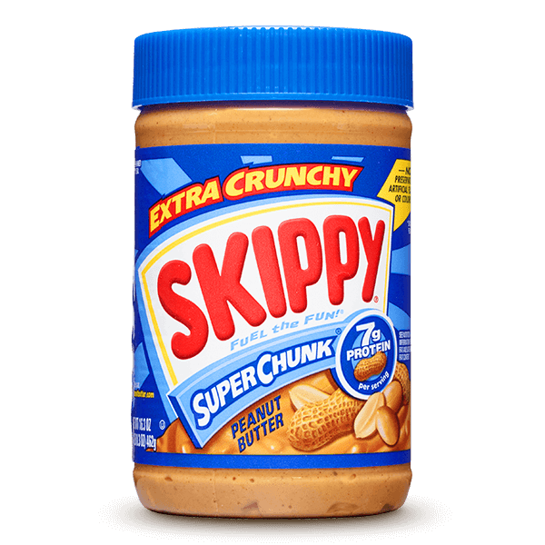 SKIPPY® SUPER CHUNK® Peanut Butter