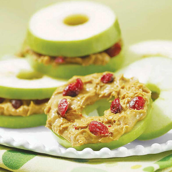 Apple Bagel Snacks – Recipes