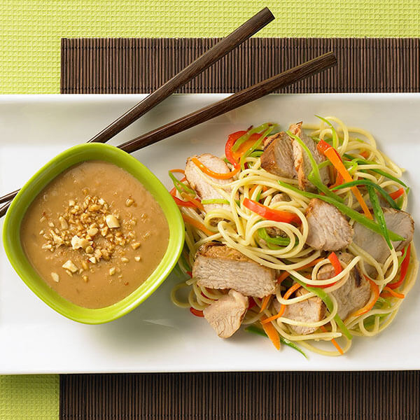 Asian Noodle Salad – Recipes