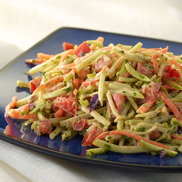 Asian Peanut Broccoli Slaw – Recipes