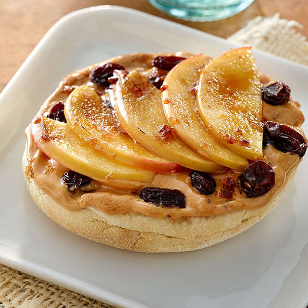 Bubblin' Nut and Fruit Wich – Recipes