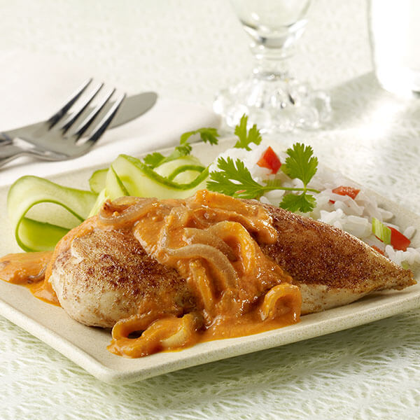 Chicken in Spicy Peanut Sauce – Recipes