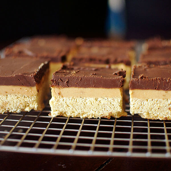 Chocolate Graham Bars – Recipes