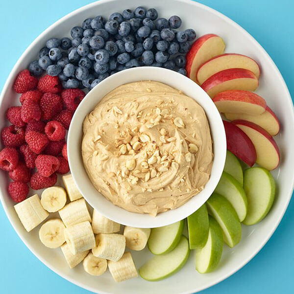 Creamy Peanut Butter Dip – Recipes