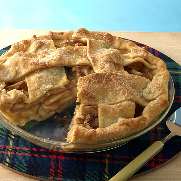 Peanut Butter Apple Pie – Recipes
