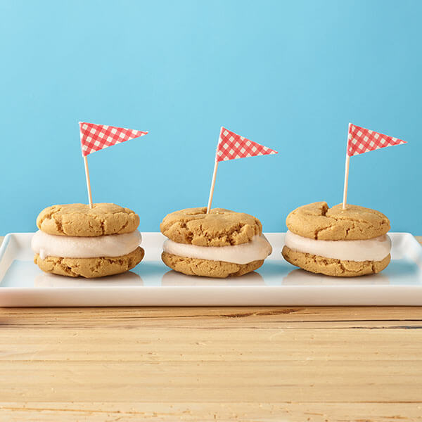 PB&J Ice Cream Sandwiches – Recipes