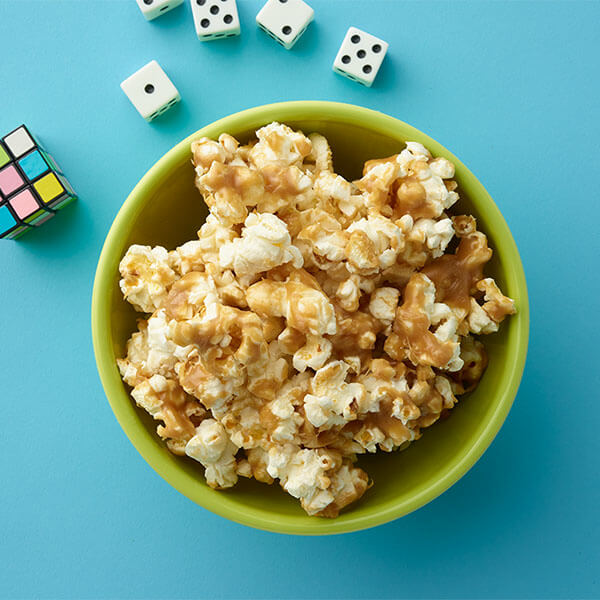 Peanut Butter Popcorn – Recipes