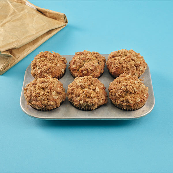 Peanut Butter Energy Muffins – Recipes