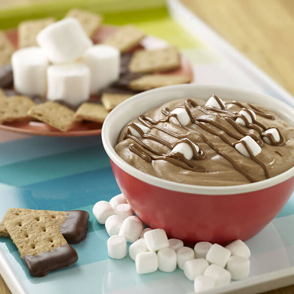 Peanut Butter S'mores Dip – Recipes