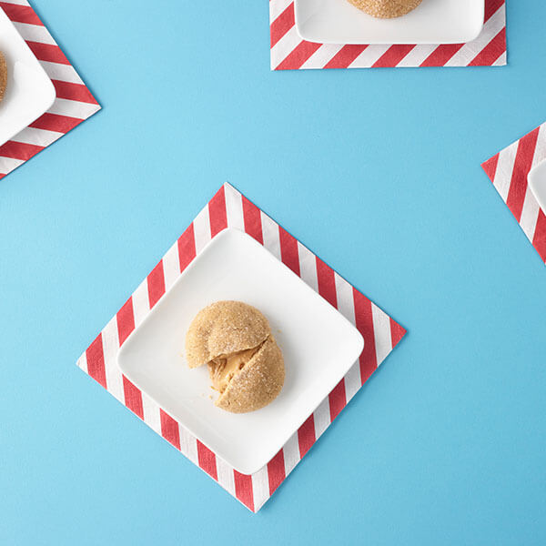 Peanut Butter Stuffed PB Cookies – Recipes