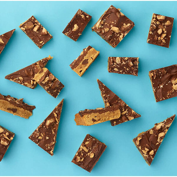 Peanut Butter Toffee Bars – Recipes