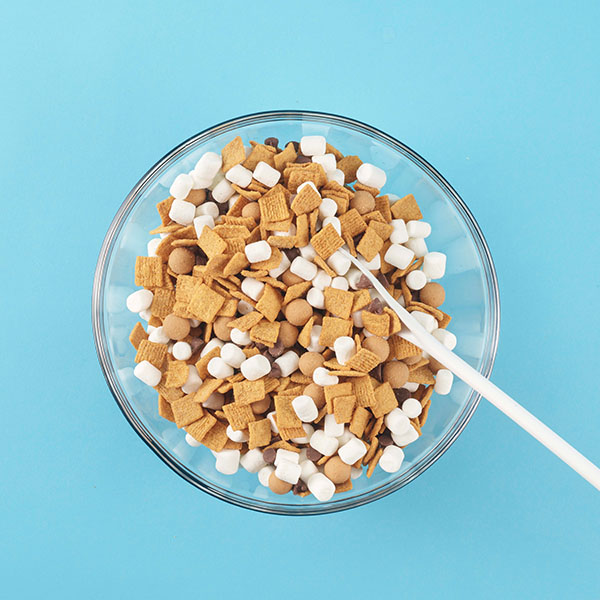 PB Bites S'mores Snack Mix – Recipes