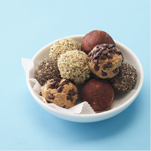 SKIPPY® Peanut Butter and Cinnamon Protein Balls