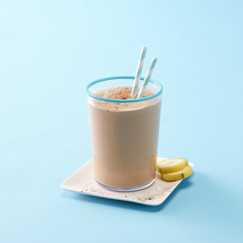 SKIPPY® Peanut Butter Chocolate Banana Smoothies
