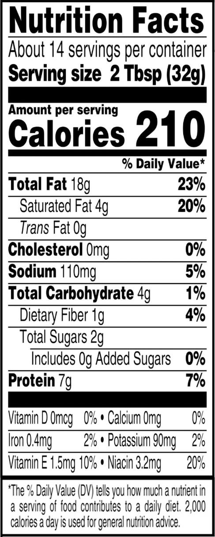 SKIPPY® Chunky Peanut Butter Spread No Sugar Added