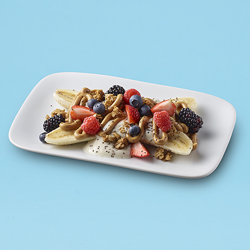 SKIPPY® Squeeze Breakfast Banana Split