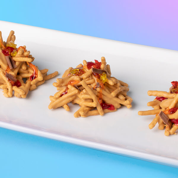SKIPPY® Campfire Haystacks